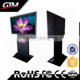 "55"" Floor Standing Touch Screen Display/Lcd Digital Signage Media Player/Indoor Led Video Display Screen Bluetooth"