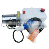 12v CE certified hydraulic power unit dc with OEM service