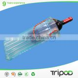 Drawstring Plastic Bag Factory, Transparent Wine Shipping Bag