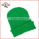 Western style high quality winter knitted hats