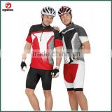 High quality Cycling Bike short Sleeve Clothing Bicycle Sports Wear Set Jersey Pants