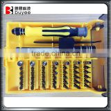 Wholesale 45 in one Laptop/Mobile phone/Tablet PC Multi-functional Repair kits/screwdriver bits tools set