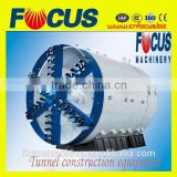 full face rock tunnel boring machine/rock cutting machine/Mitsubishi TBM machine