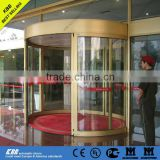 KBB KC1000 curved sliding automatic door for commercial building CE/UL/