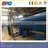 jet flow air flotation industrial oil removal machine