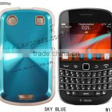 CD Effect Metal Case for Blackberry Bold Touch 9900. Different Colors.W1717