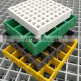Trench cover grating, Swimming Pool GRP Grating, Durable FRP Grating For Tree Protection