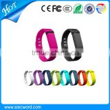 2015 Fitbit Flex Wristband Wireless Bracelet with Clasp Replacement Wristband Activity and Sleep Tracker Bluetooth Smart Watch