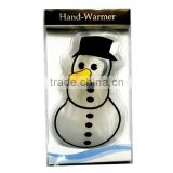 custom printed snap gel magic hot pack hand warmer