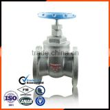 4 Inch Water Sluice Gate Valve Manufacture With Prices Cast Iron PN16 Drawing of Knife