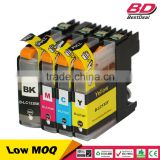 compatible ink cartridge LC133 for brother inkjet printer J245/J470DW/J475DW/J650DW/J870DW