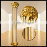 Frp Decoration Roman Column/pillar PU Roman Column /Home decor/wholesale plastic wedding columns