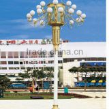 China Piazza High Mast Poles with 2000W Metal Halid Lamp