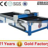 Fast delivery cnc plasma and flame cutting machine , plasma cutter for sale best price with CE