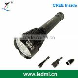 Cree XM-L T6 7-LED led flashlight cree xml 26650 18650