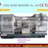 large diameter cnc lathe machine heavy duty type from China realiable supplier CJK61125B-2