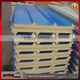 small weight insulated Polyurethane sandwich roof panel                                                                         Quality Choice