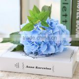 Wholesale artificial flowers cheap artificial hydrangea flower artificial wedding flowers artificial decoration silk flowers