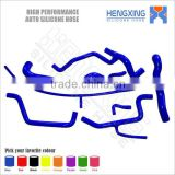 Automotive radiator silicone hose Kit for Volkswagen VW GOLF Mk3 VR6 95-98