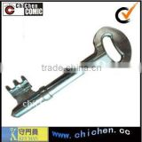 Zinc alloy blank key for door