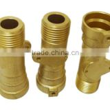 Precision Small Brass Turning Parts