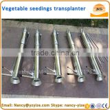 Vegetable seedling transplanter for sale, cabbage seedling transplanter, hand transplanter in seedling