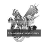 SSANGYONG Musso transmission spare parts