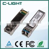 China Manufacturer 1000BASE CWDM SFP Transceiver LC Dulplex 1530nm 1000M SFP Module 1.25Gb/s
