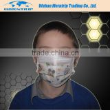 disposable face mask nonwoven cartoon printed medical mask