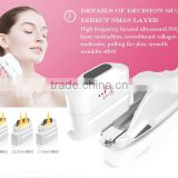 Expression Lines Removal New Ultrasound Technology HIFU Wrinkle Removal Small Machines For Home Business High Frequency Skin Care Machine