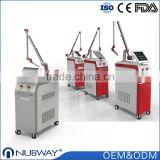 1064nm 532nm 1320nm q switched nd yag OEM High Quality permanent makeup tattoo laser machine