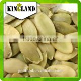 pumpkin kernel raw common (shine skin pumpkin kernel grade AA and A) price ,best quality