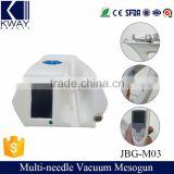 Factory price best Korea skin care mesogun injector gun for mesotherapy with needle salon sap use