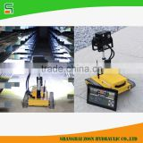 Periodical inspection robot of optical cable