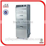 Stainless Steel Vertical Electric 5 layer Steam Cabinet(EH-5J)