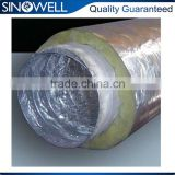 Air duct material/Air flow switch duct/Duct air conditioner