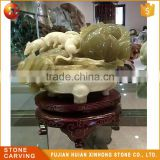 Oriental Treasure Natural Most Value Jade Zodiac