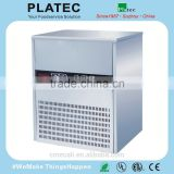 120kgs stainless steel 304 material cube ice maker with CE certification