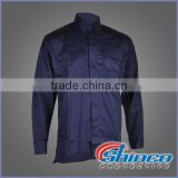 Aramid fire resistant shirt for Oil Field