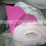 Pvc Artificial Leather with Shining Face for Bbag Stocklot, Pvc Mirro Leather Stock Lot for Shoes