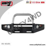 MANUFACTURER Hilux bull bar 4x4 front bumper WITH LAMP & STONE GUARD
