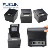 Restaurant 80mm thermal printer kitchen counter thermal printer with pos driver