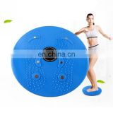 dropshipping Aerobic Exercise Fitness Magnet Wriggling Waist Disk Twist Board, Size: 25*3cm(Blue)
