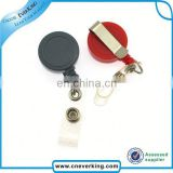 customized labor and delivery nurse blue bottle cap badge reel factory wholesale