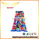 high quality mustomized design microfiber beach towels