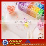 2014 educational children puzzle DIY funny perler beads toy