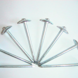 hot sale galvanized roofing nails screw+ washer 90mmx4mm