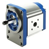 R918c01077 Splined Shaft Environmental Protection Rexroth Azpt Hydraulic Axial Piston Pump Image
