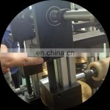Excellent automatic rolling machine for window and door with two-axis