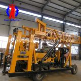 large wheeled  water well drilling machine/tricycle tractor drilling rig machine/easy move and easy operated for sale